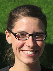 Nadine Steiger : Research assistant